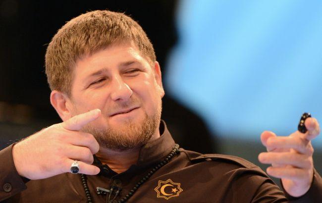 Кадиров пропонує Путіну знайти іншого кандидата на пост глави Чечні