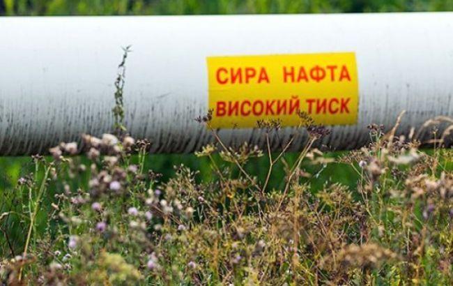 Украина начала транзит нефти в Беларусь по трубопроводу Одесса-Броды