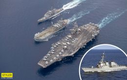 Вооруженные до зубов корабли НАТО войдут в Черное море: вот фото этих эсминцев