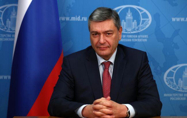 РФ требует от Украины признать аннексию Крыма для решения морского спора