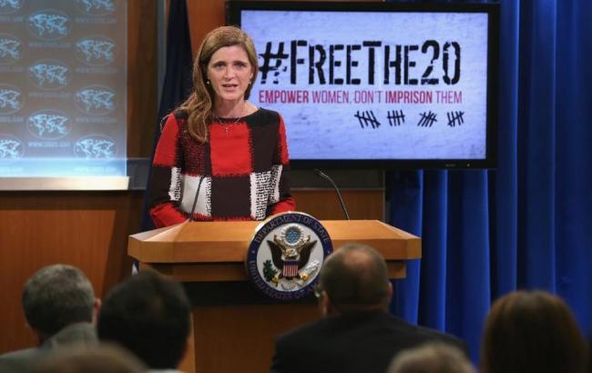 У США почали кампанію зі звільнення Савченко