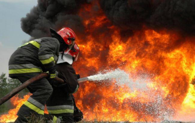 Фото: в Україні за тиждень на пожежах загинуло 61 людина