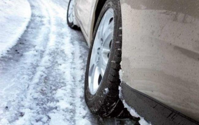 Всубботу вКиеве предполагается сильный ветер, мокрый снег идождь