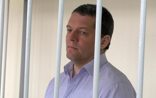 МИД Украины выразил протест всвязи спродлением ареста Сущенко