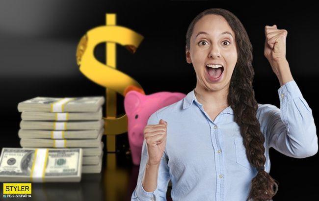 Гроші посипляться з неба: яким знакам Зодіаку пощастить з фінансами