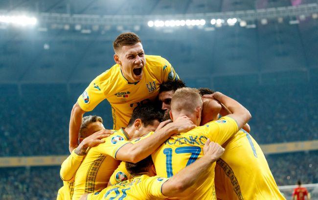 Збірна України завершила відбірковий цикл Євро-2020 без поразок