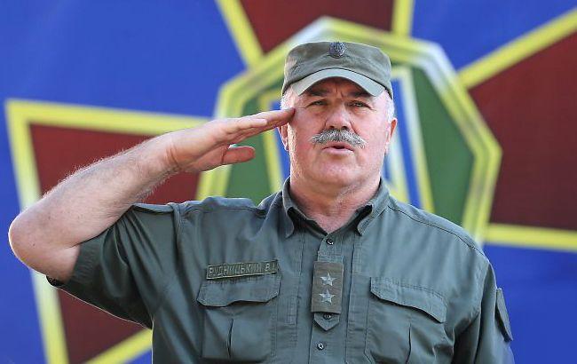 Порошенко сократил заместителя командующего Нацгвардии