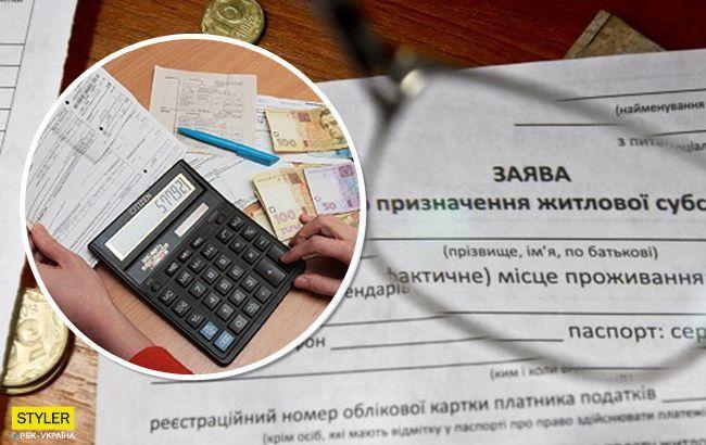 В Украине резко сократился размер субсидии: все подробности