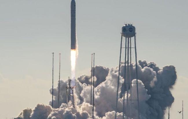 Українсько-американська ракета вивела на орбіту вантажний корабель