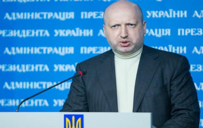 СНБО одобрил обращение к ООН и ЕС о введении миротворцев в Украину