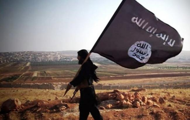 Фото: флаг ИГИЛ