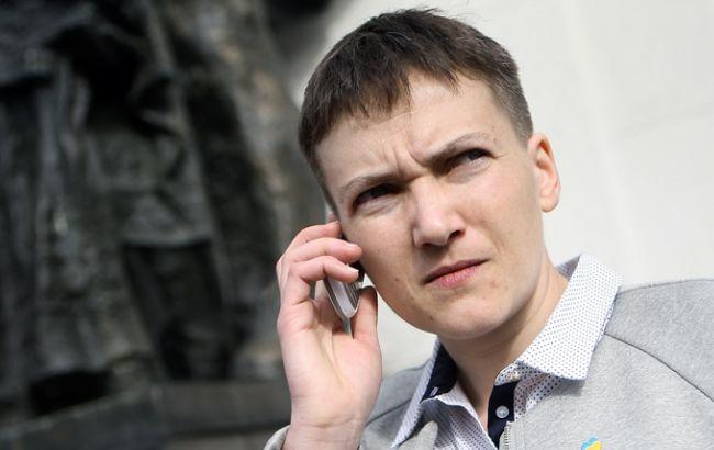 ВСБУ раскрыли детали встречи Савченко сглаварями ДНР-ЛНР