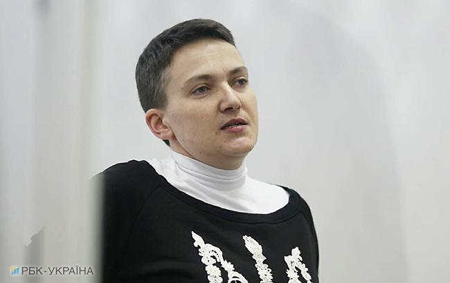 Суд залишив Савченко під вартою