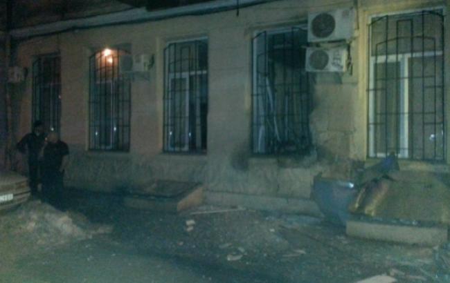 В центрі Одеси стався новий вибух, - ЗМІ
