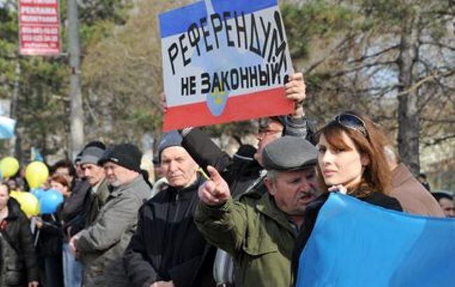 ЄС вважає можливим новий референдум в Криму