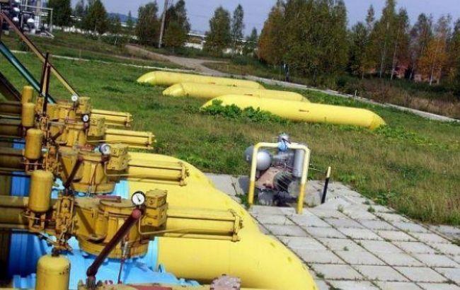 Количество газа в ПХГ Украины сократилось на 0,25% - до 15,885 млрд куб. м