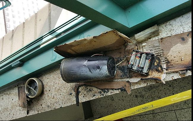 В університеті Сеула вибухнув пакет із цвяхами, є постраждалі