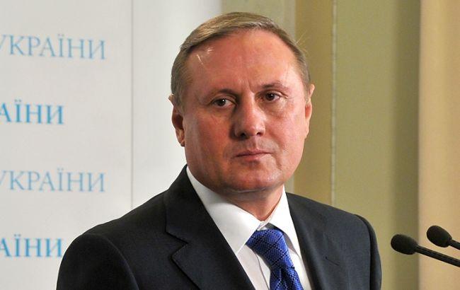 Фото: экс-глава Партии регионов Александр Ефремов