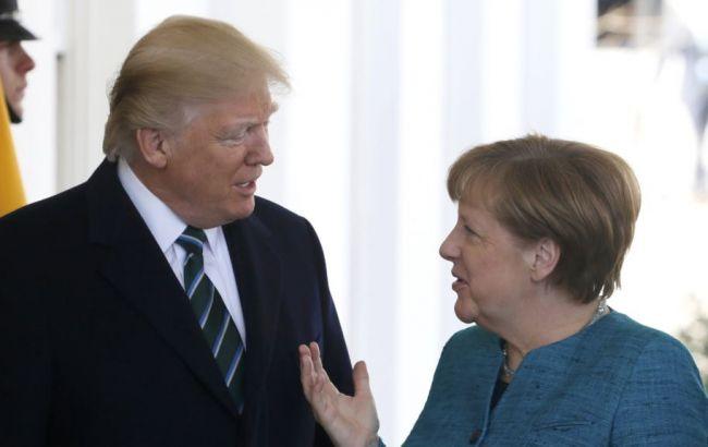 Меркель хочет продолжения переговоров по ЗСТ между Евросоюзом и США