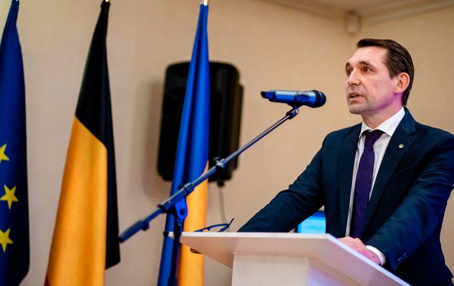 Украина призвала Европарламент осудить визит французской делегации в Крым