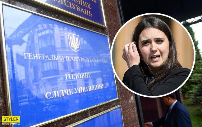ГПУ допросила пресс-секретаря Зеленского: Мендель назвала допрос политизированным