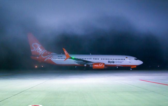 SkyUp запустил новый рейс из Харькова в Тбилиси