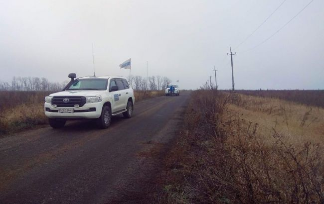 В ОБСЄ не пояснили причини зриву розведення в Петрівському 8 листопада, - ООС