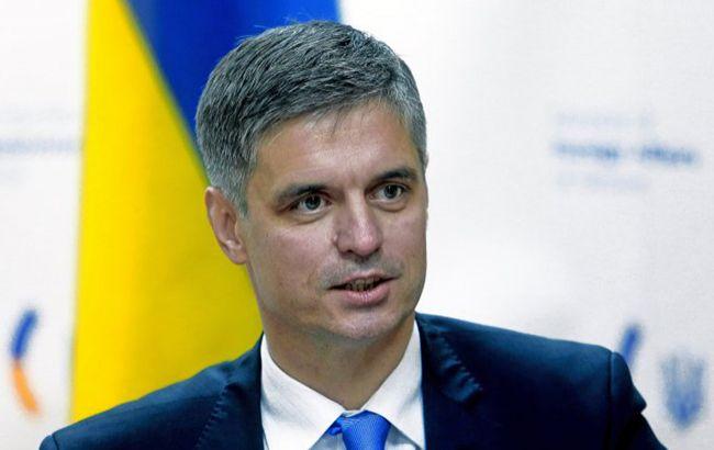 Зеленський пропонує Раді призначити нового главу МЗС
