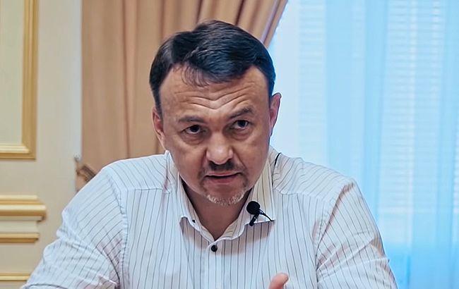 Назначен новый глава Закарпатской ОГА