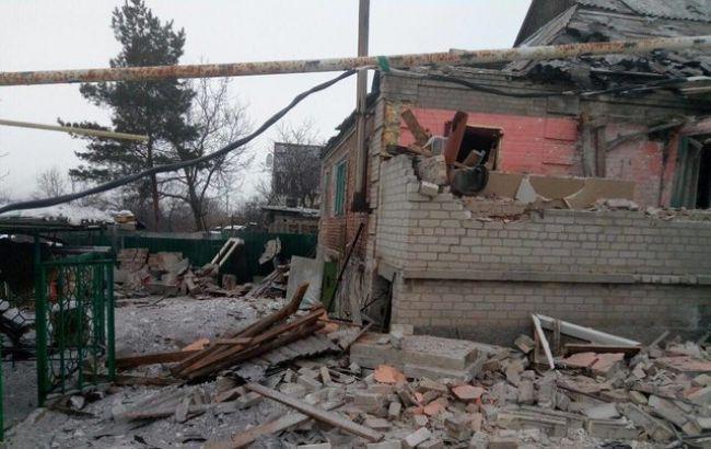 Обстріл Авдіївки: за добу бойовики 11 разів запитували перемир