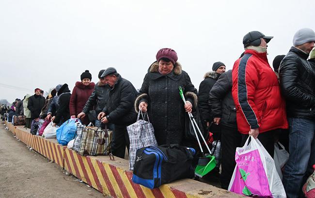 У Мінсоцполітики назвали число офіційно зареєстрованих переселенців