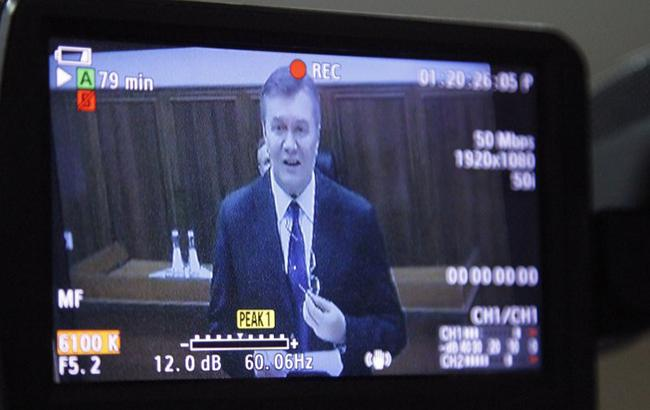 Фото: суд над Януковичем (УНИАН)