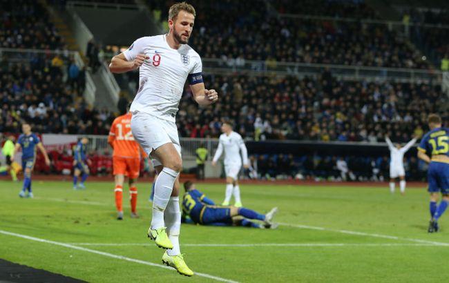 Капітан збірної Англії став найкращим бомбардиром відбору Євро-2020