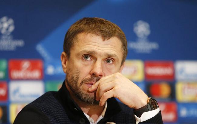 Сергій Ребров очолить новий клуб: подробиці (відео)