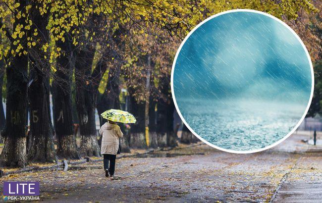 Украину снова накроет сильными дождями: погода резко начнет ухудшаться