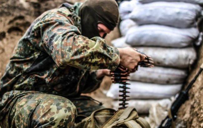 Фото: Украинский боец