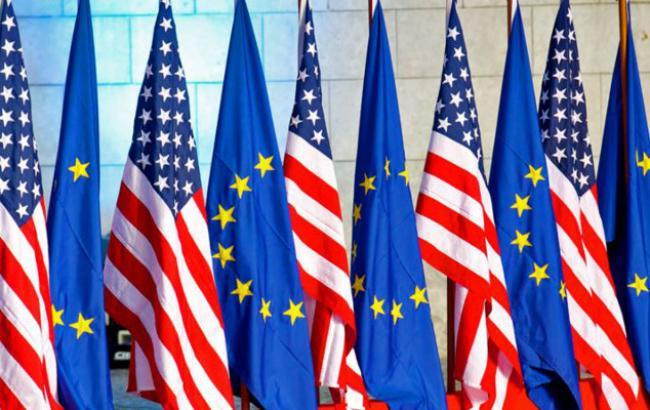 В Брюсселе завершилась встреча лидеров Евросоюза с Трампом