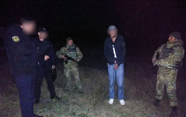 У Одеській області іноземець напав з ножем на прикордонника