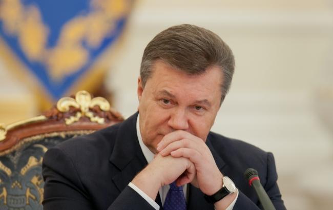 В СБУ підтвердили наявність справи на Януковича і суддів КСУ по узурпації влади