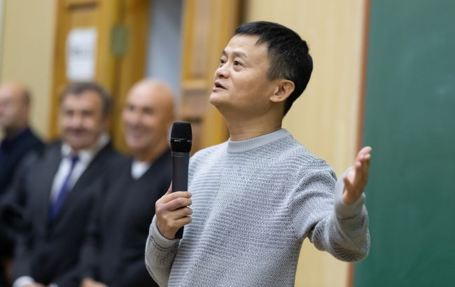 Джек Ма, ранее побывавший с Ярославским в Харьковском университете, поздравил вуз с 215-летием