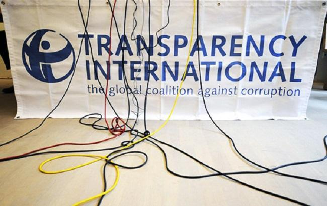 Фото: Transparency International