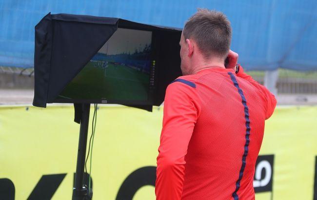 Названо матчі УПЛ і Кубка України, на яких буде працювати VAR