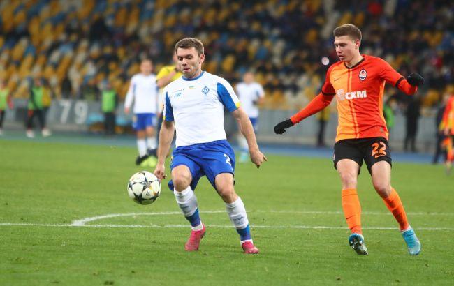 Минздрав разрешил возобновить матчи чемпионата и кубка Украины