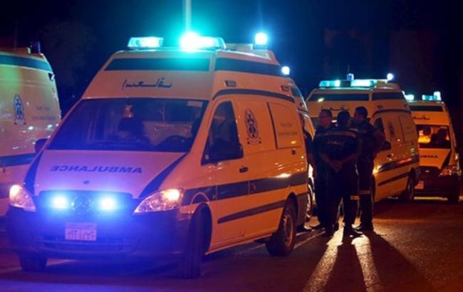 Біля готелю в Єгипті стався вибух, є жертви