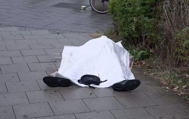 Фото: стрелок в Мюнхене совершил самоубийство