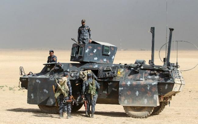 Фото: наступ на іракську столицю ИГИЛ