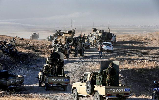 Фото: Турция примет участие в операции по освобождению Мосула