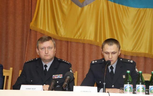 Призначений новий керівник поліції Закарпатської області