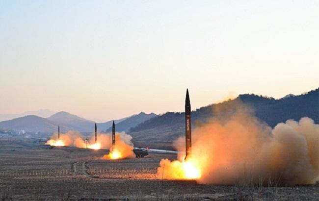 России неугрожала ракета Северной Кореи— МинобороныРФ
