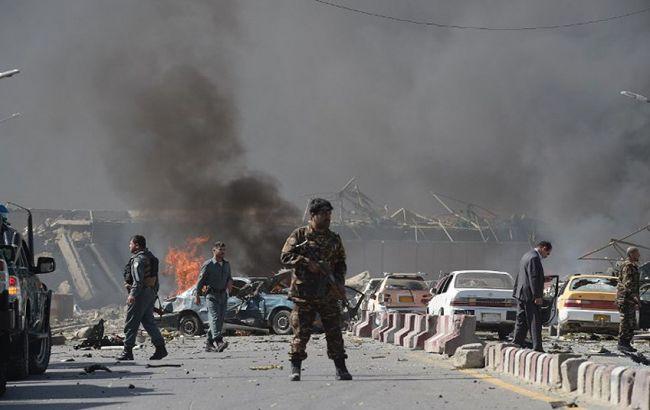 При вибуху в Кабулі був поранений посол Ірану в Афганістані